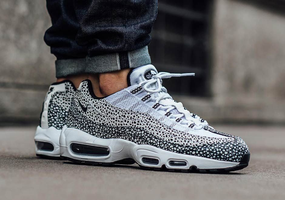 Safari Print Returns On The Nike Air Max 95 | Nike air max