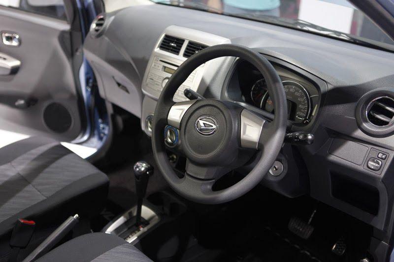 Mobil Matic Daihatsu Mobil