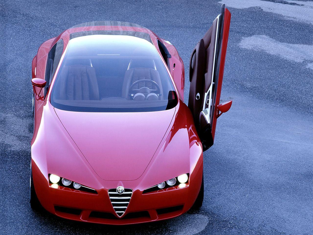 Alfa Romeo Brera Concept Car Alfa Romeo Brera Alfa Romeo Car Wheels Rims