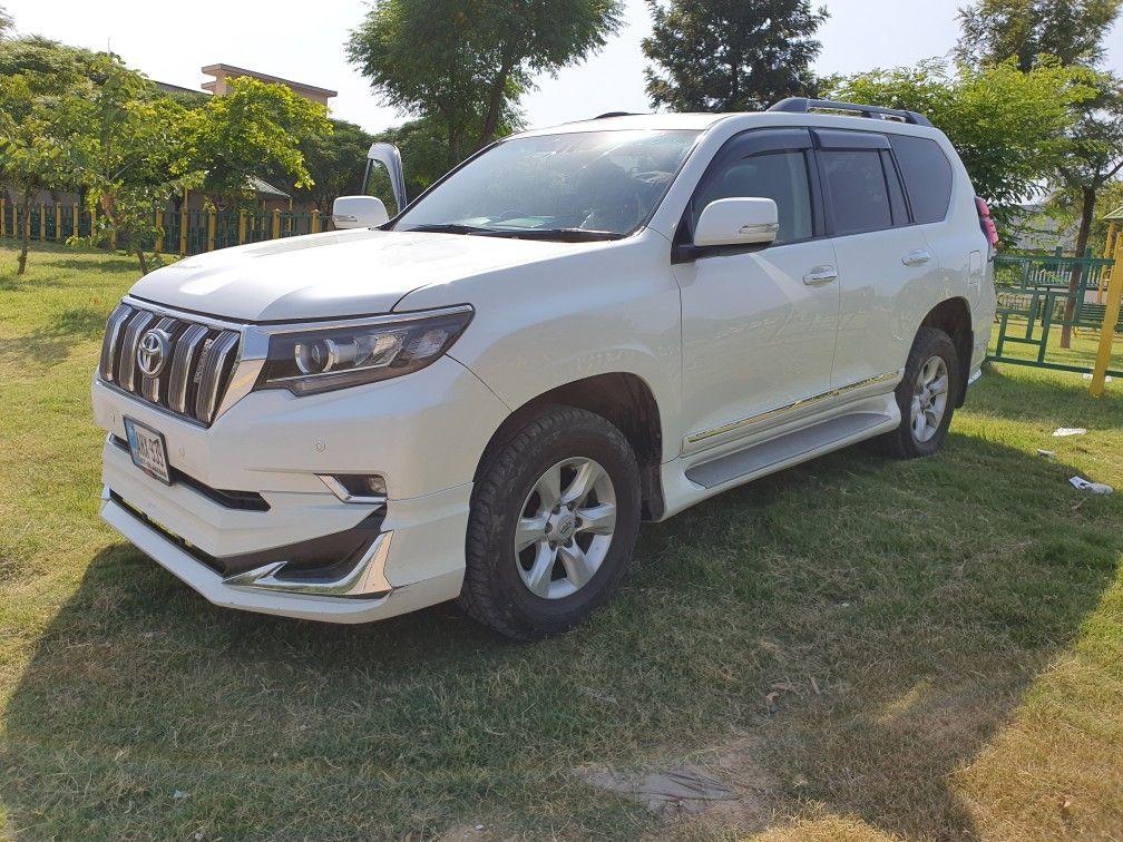 Rent A Prado In Islamabad Prado For Rent In Islamabad In 2020 Best Car Rental Deals Car Rental Company Land Cruiser