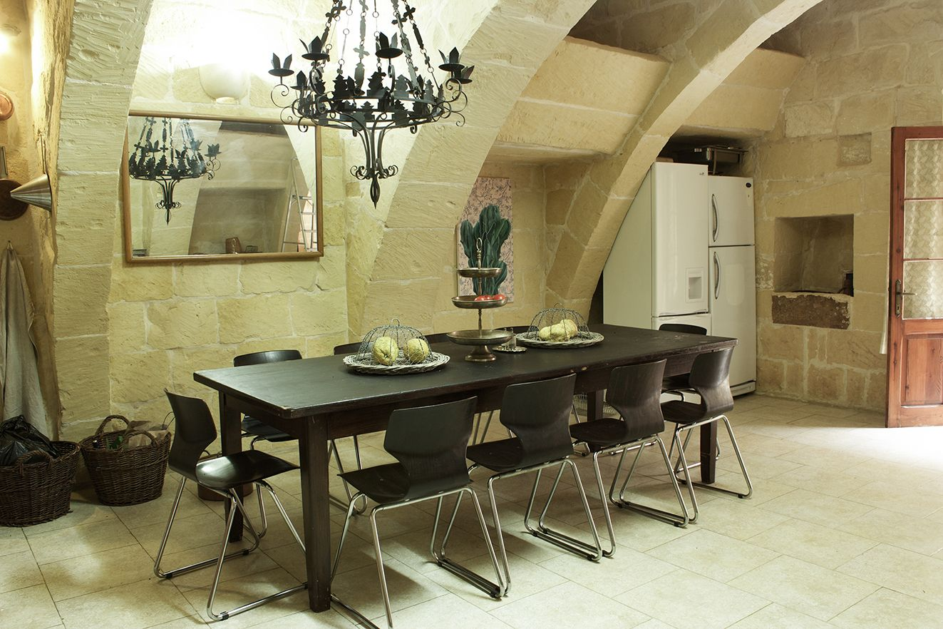 our main kitchen for breakfast and dining