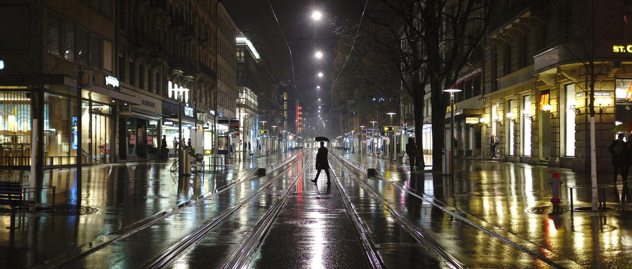 https://flic.kr/p/FzWEn3 | Bahnhofstrasse | Zürich