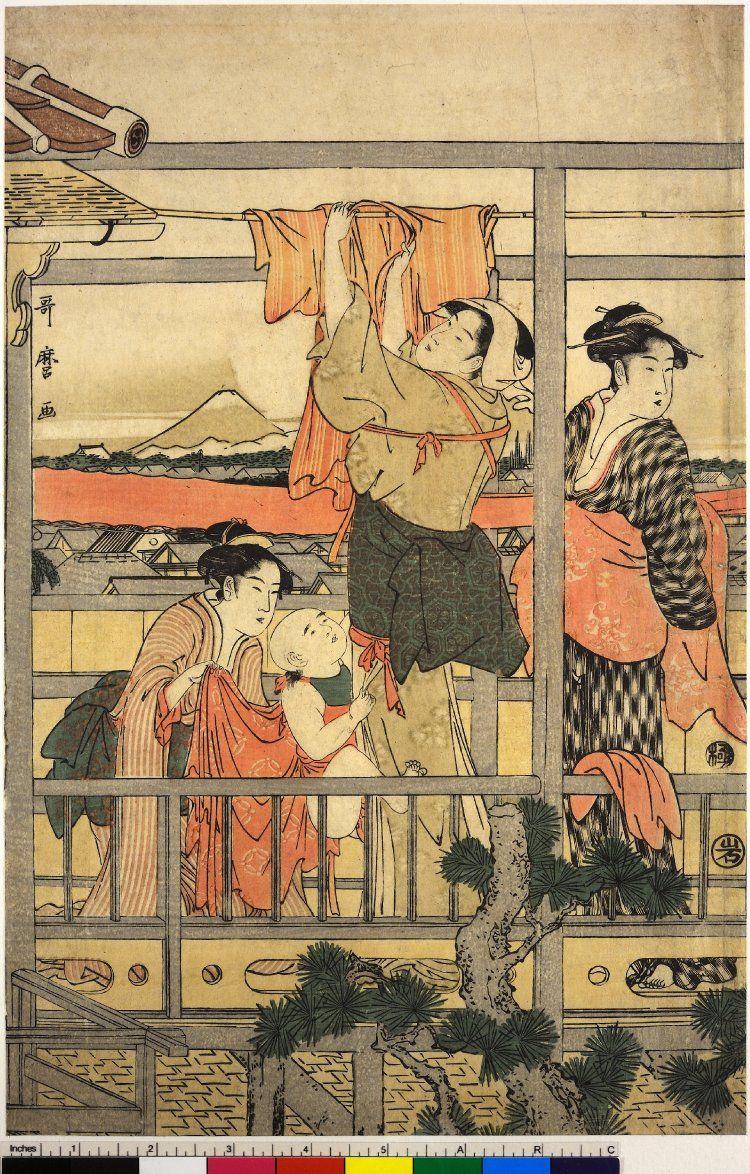 Taboo japanese erotic woodblock prints hyack sex