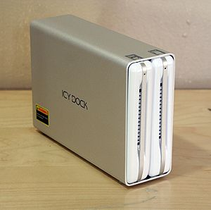ICY DOCK MB662USEB-2S-1 Dual Bay Hard Drive Enclosure Review