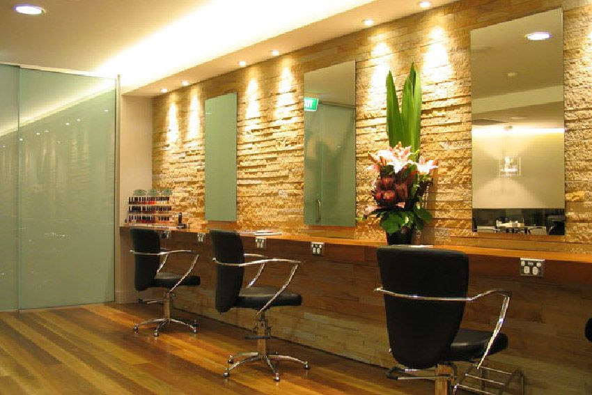 Most Popular Modern Salon Interior Design