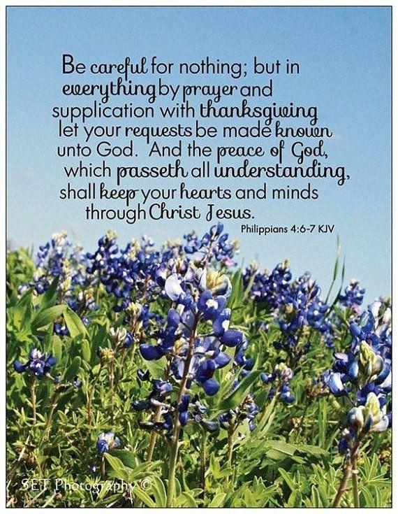 Image result for Philippians 4:6-7 kjv
