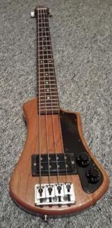 Höfner Shorty Bass Model# 187 in Essen - Essen-Borbeck | Musikinstrumente und Zubehör gebraucht kaufen | eBay Kleinanzeigen