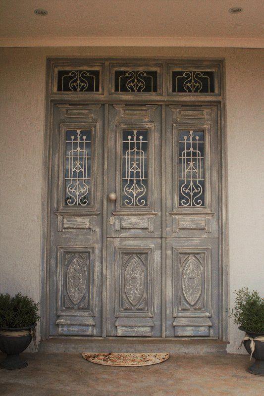 We Manufacture Luxury Unique Custom Made Wooden Doors Mainly Focusing On Front Doors In Pretoria Johannesburg Gauteng Tuscan Doors Wooden Doors Doors Interior