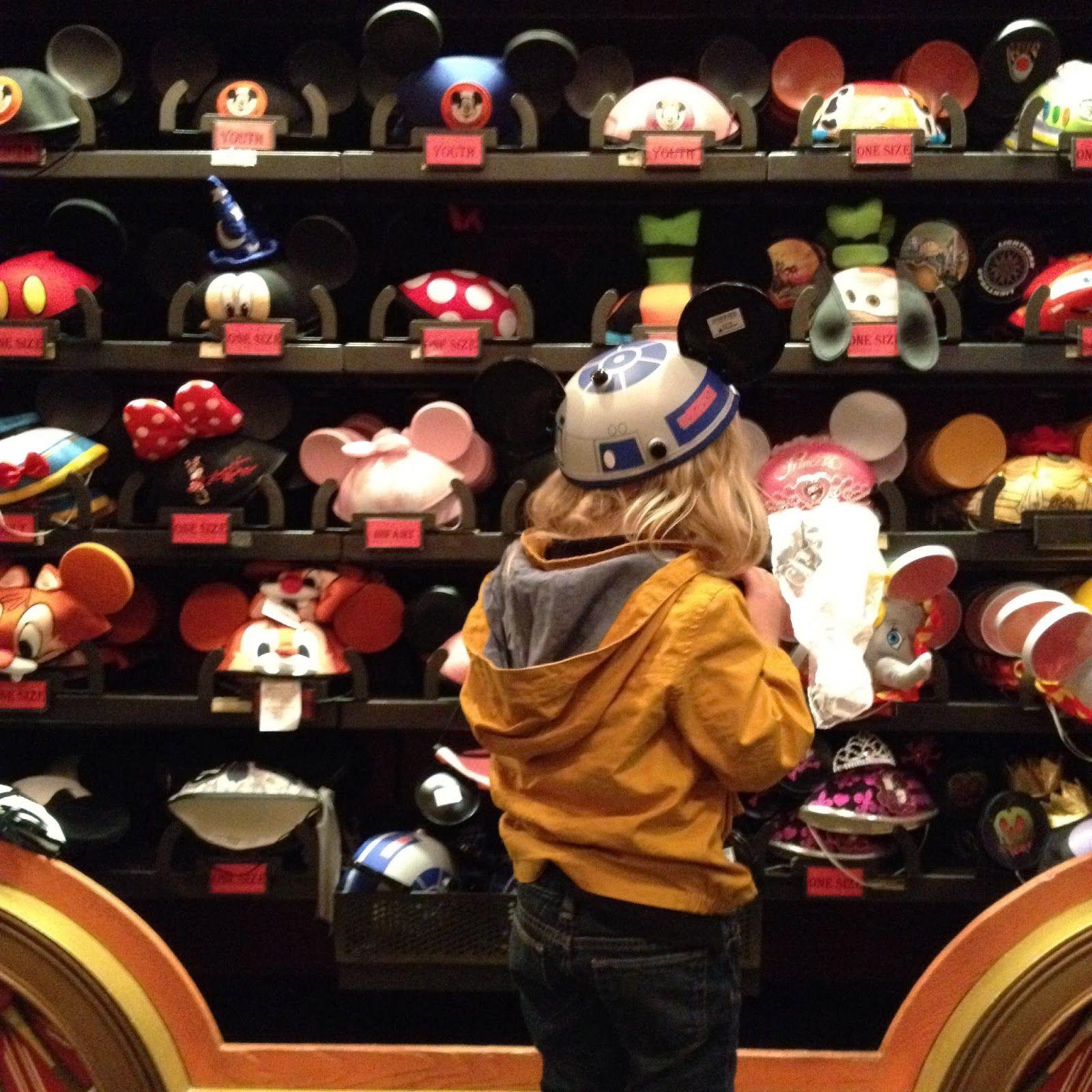 Mickey ears | Walt Disney World | Lake & Co.