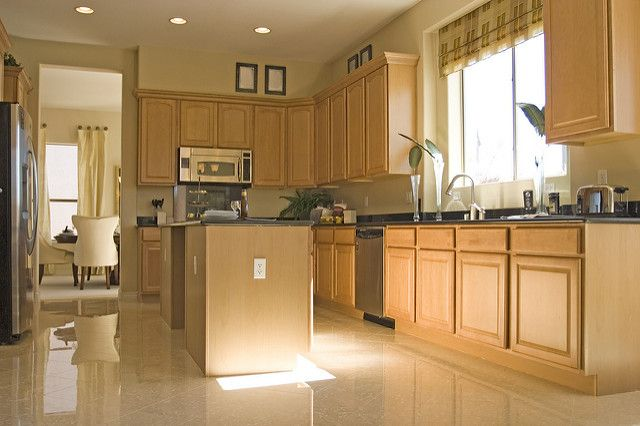 Modern elegant kitchen | Modern kitchen with granite counter… | Flickr