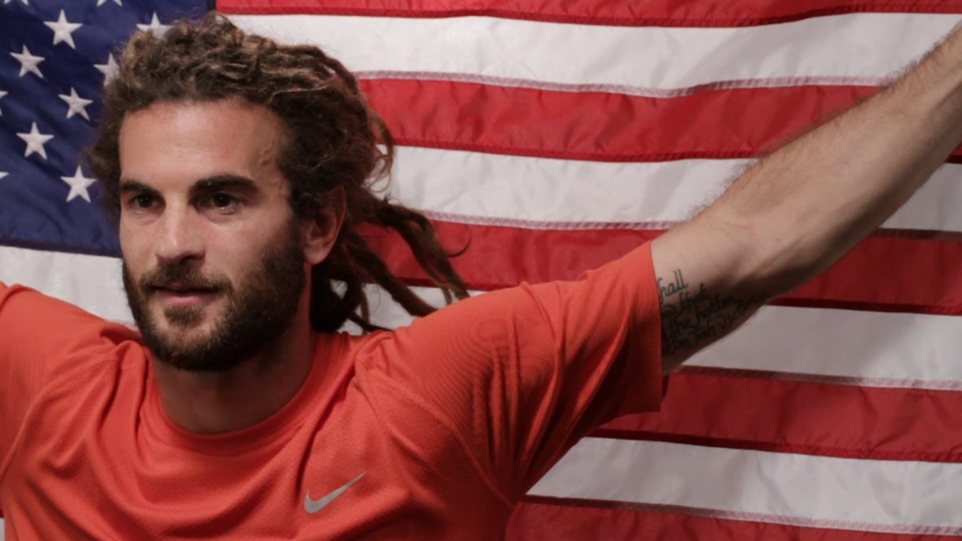 "Kyle Beckerman's Story - ""One Nation. One Team. 23 Stories."""