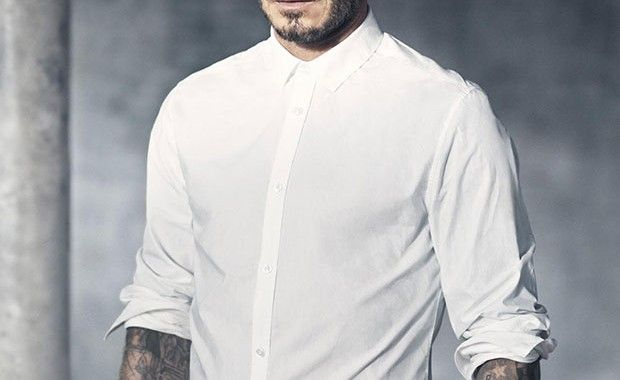hm David chemise beckham Blanche Et Chemise Beckham H amp;m