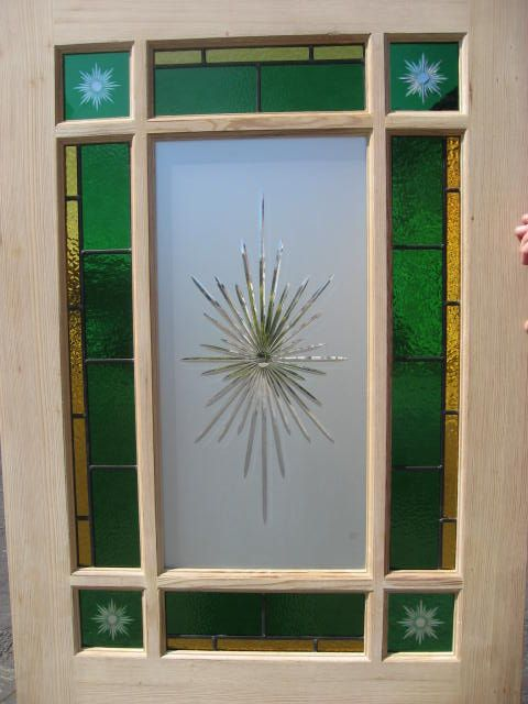 Victorian Etched Glass Door Panels   Bing Images