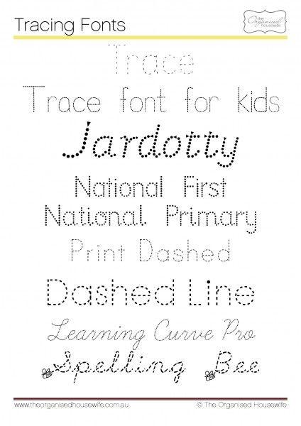 Fonts to help kids to write + Qld Cursive | Kids writing, Crayons ...