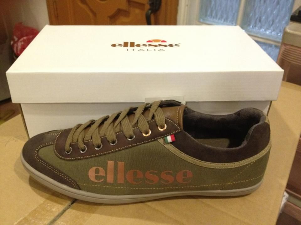 60871172e32 Original Ellesse shoes Size  Eur 41 to 43 Retail price  P3450 Sale price   P1200 + FREE SHIPPING Contact me  0932-752-1200 www.facebook.com kamxia