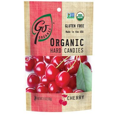 Cherry Organic Hard Candy