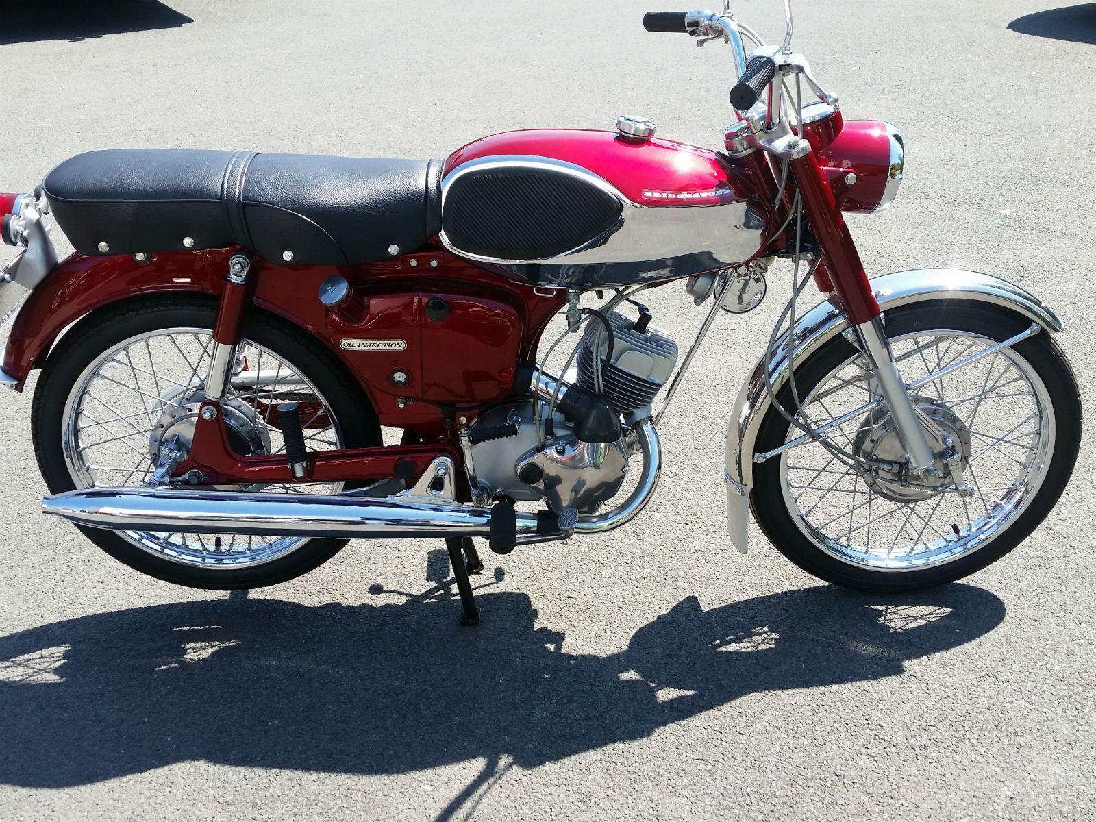 1966 Bridgestone Sport 90 Bridgestone Bike Motorcycle