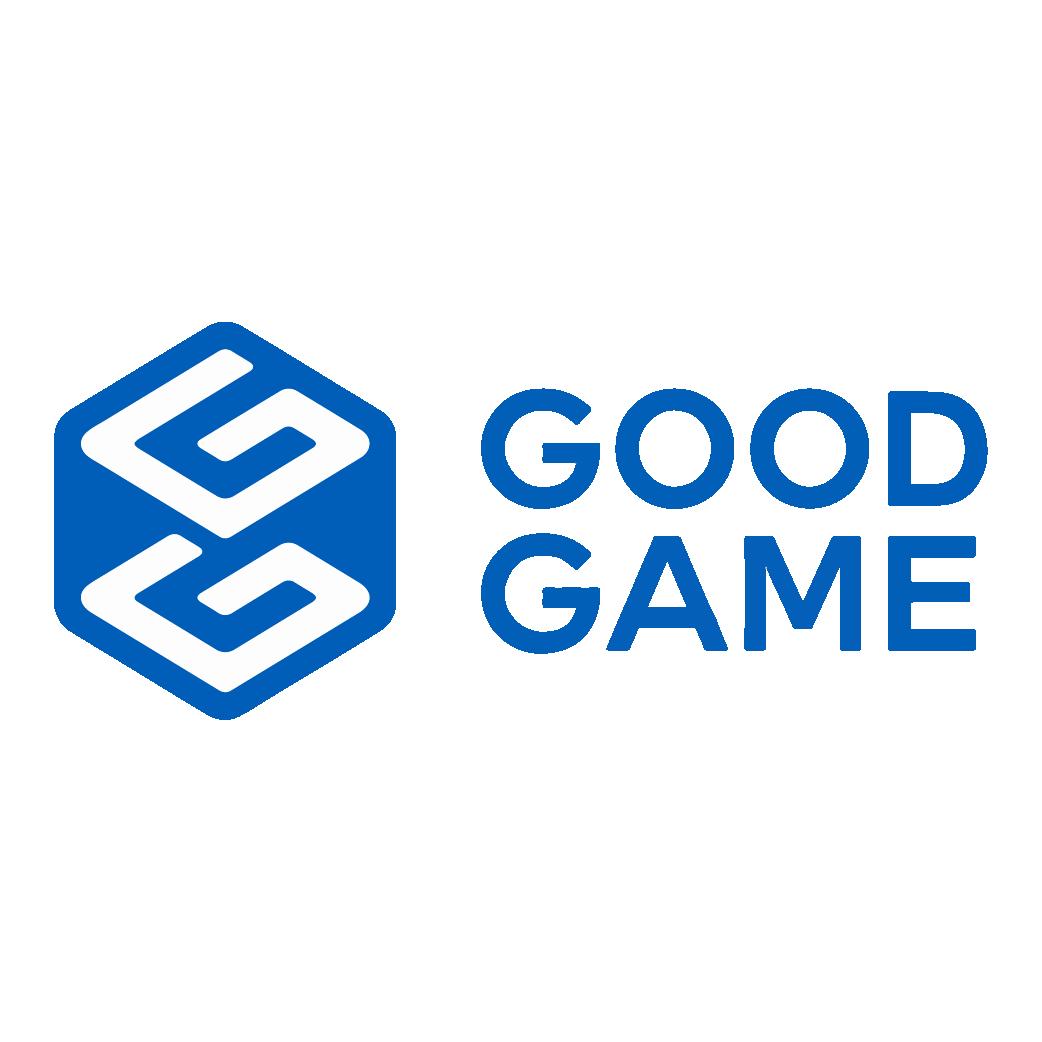 Goodgame Logo In 2020 Logos Studio Logo Video Game Development