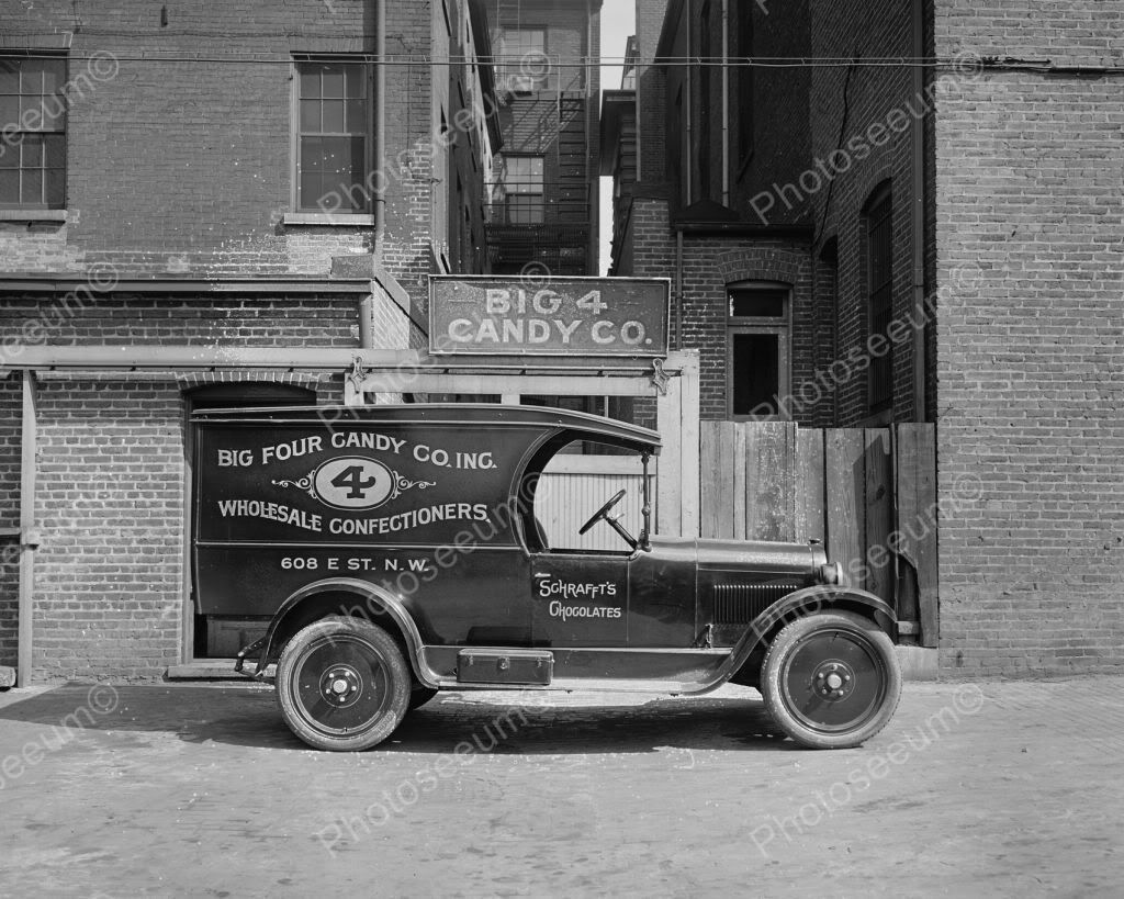 Ford meat packing plant delivery van 1920s 8x10 photo print 12 95 vintage automobile photos pinterest plant delivery ford and ford trucks