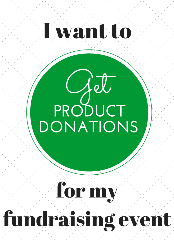 Product Donation Request Forms For Fundraising Making It Easy To