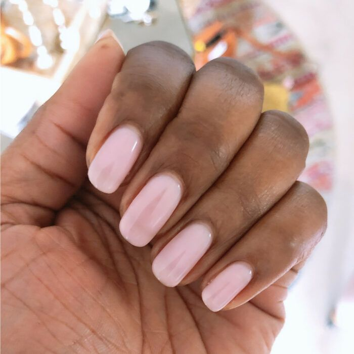 5 BEST Neutral Nail Polish For Dark Skin