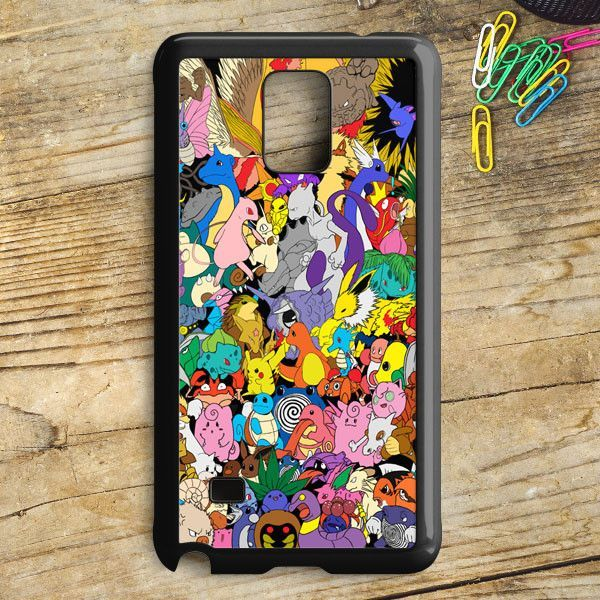 Pokemon 15 Samsung Galaxy Note 5 Case | armeyla.com
