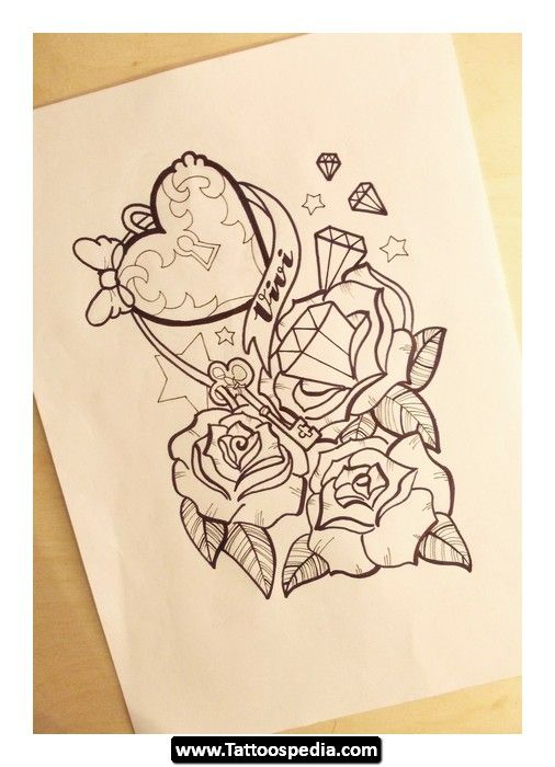 Girly%20Rose%20Tattoos 19 Girly Rose Tattoos 19