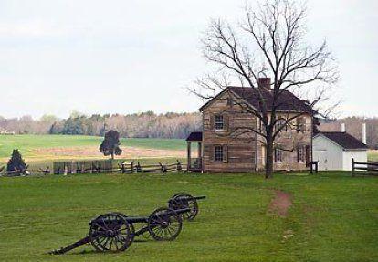 Manassas (Bull Run) National Battlefield Park ~ Manassas, Virginia