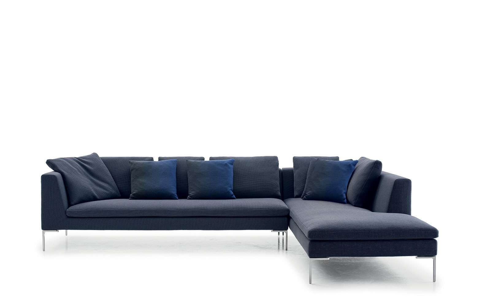 Marvelous Bb Italia Charles Sectional Sofa Replica 2 3 Seater Available Ibusinesslaw Wood Chair Design Ideas Ibusinesslaworg