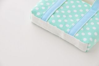 薄型ポーチ - 『komihinata』の手作り*布小物