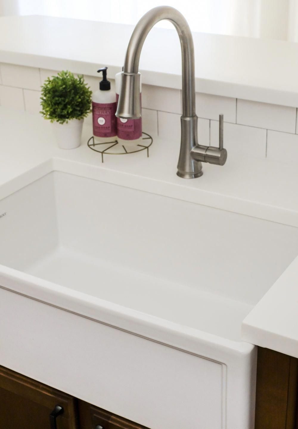 What To Know Before You Buy A Farmhouse Sink Including Cleaning