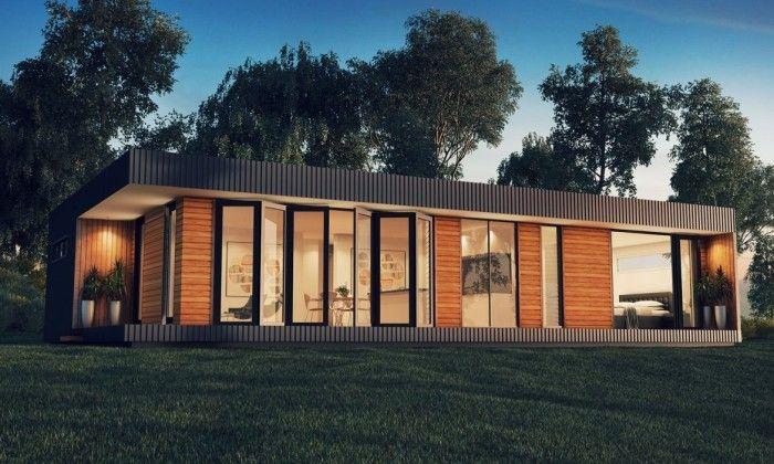 Prefab Transportable Modular Homes Australia