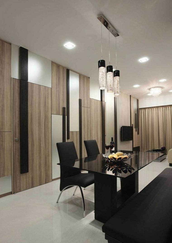 Verteilung und Design von Wohnungen für kleine Innenräume | Haus