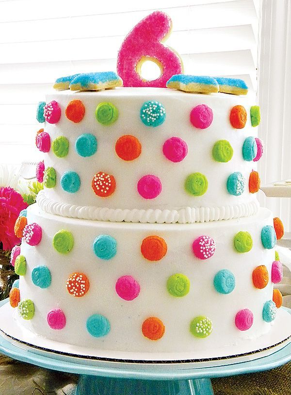 Trend Alert Designer Buttercream Frosted Cakes Cake Designs