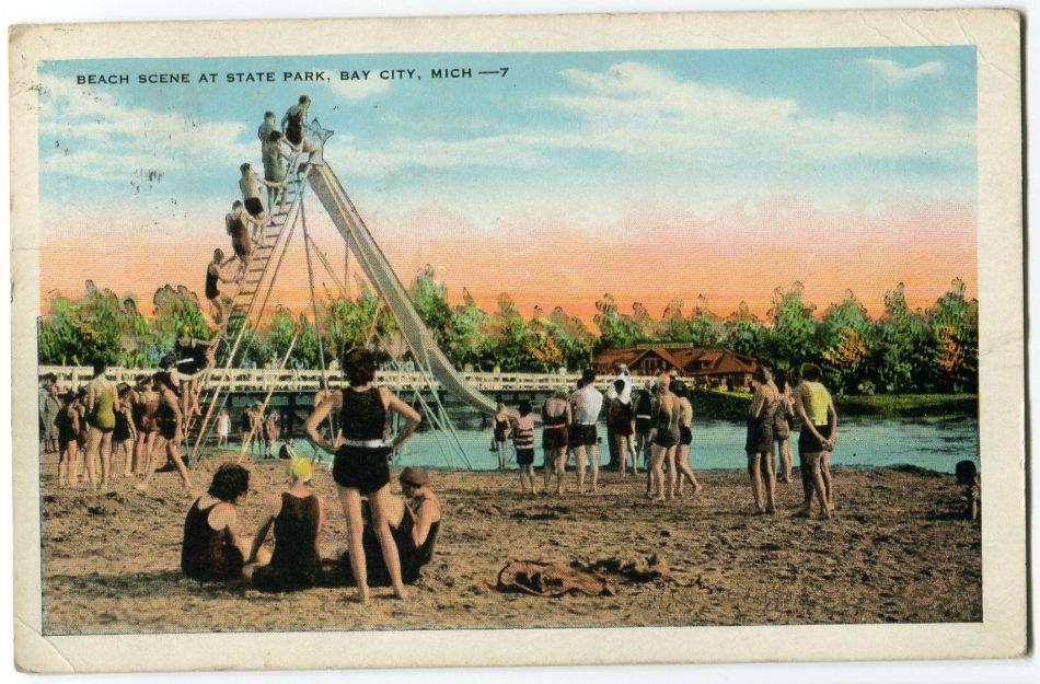 Bay City Michigan Beaches Details