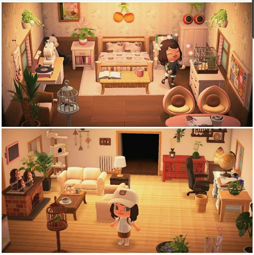 House Decorating Ideas Animal Crossing New Horizons on Animal Crossing Room Ideas New Horizons  id=68153