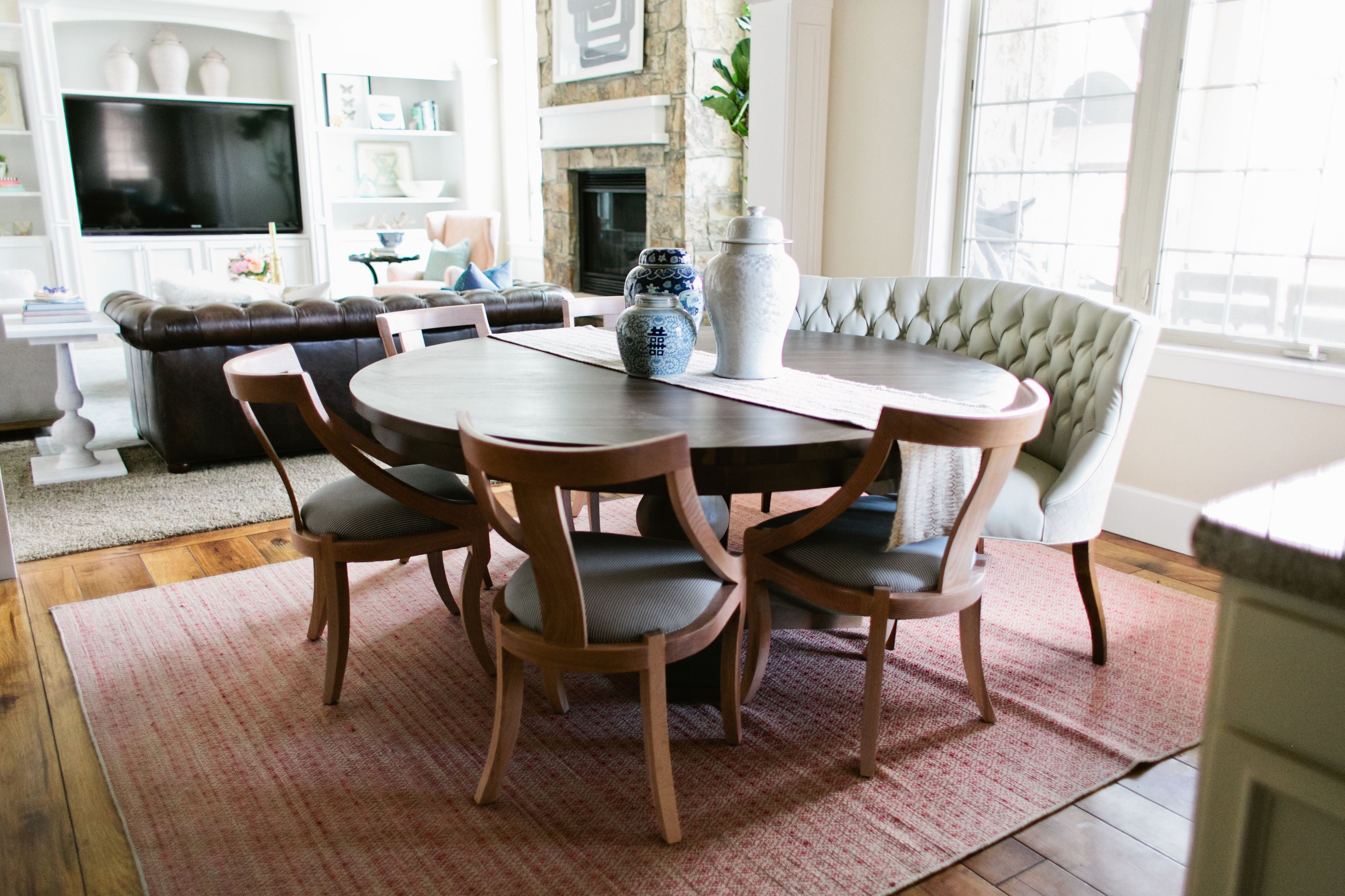 Beautiful Loveseat For Dining Room Table Loveseat For Dining Room Table