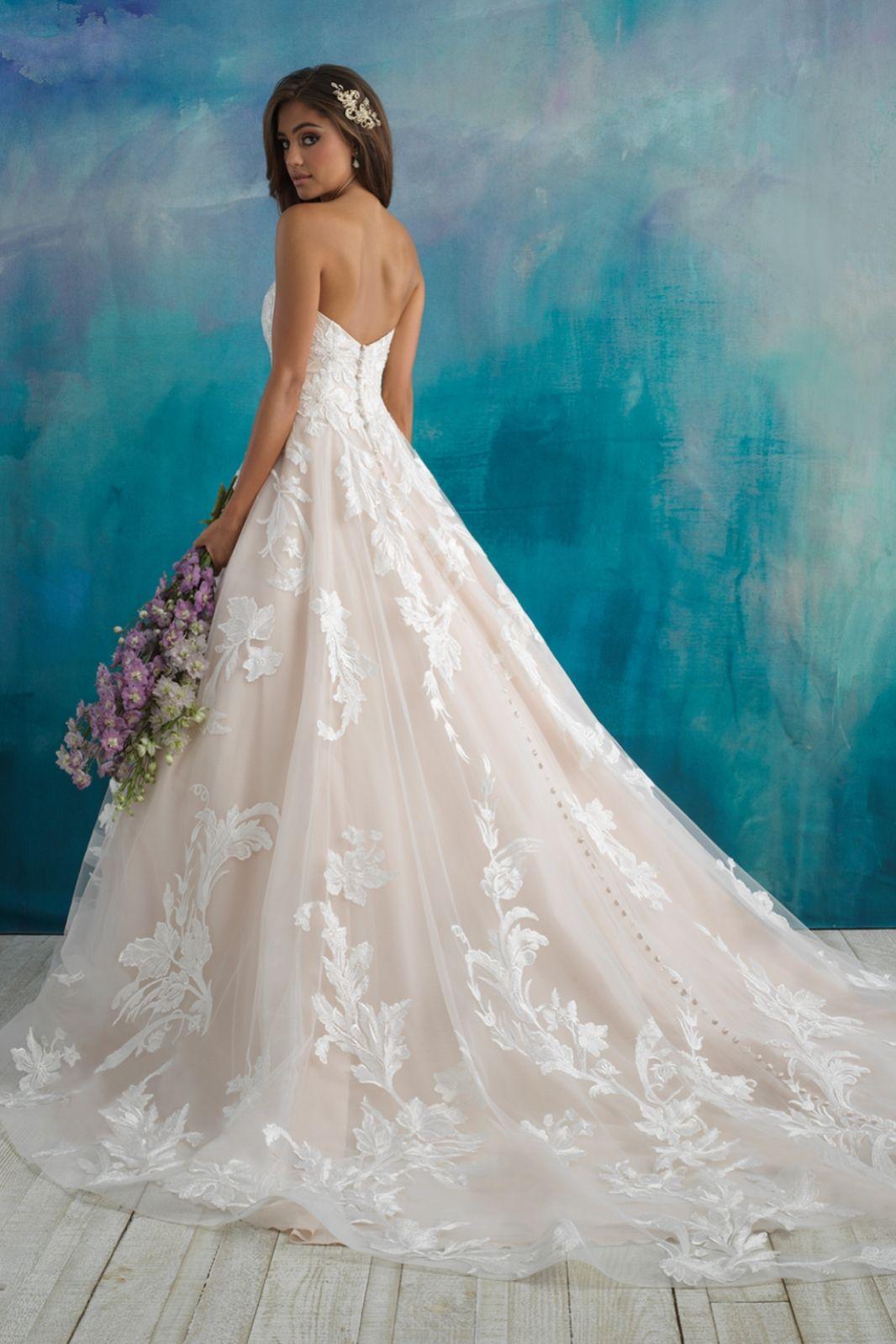 e8a6c0271e6e Wedding Dress - Allure Bridals JACKIE | I do (someday) | Wedding ...