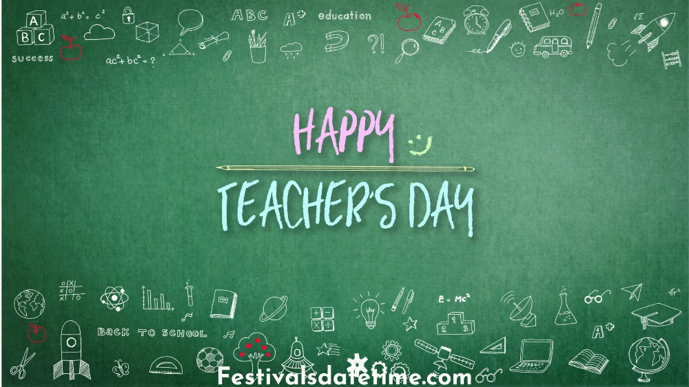 Teachers Day Wishes Image By Festivalsdatetime On Happy Teachers Day Images Happy Teachers Day Happy Teachers Day Wishes