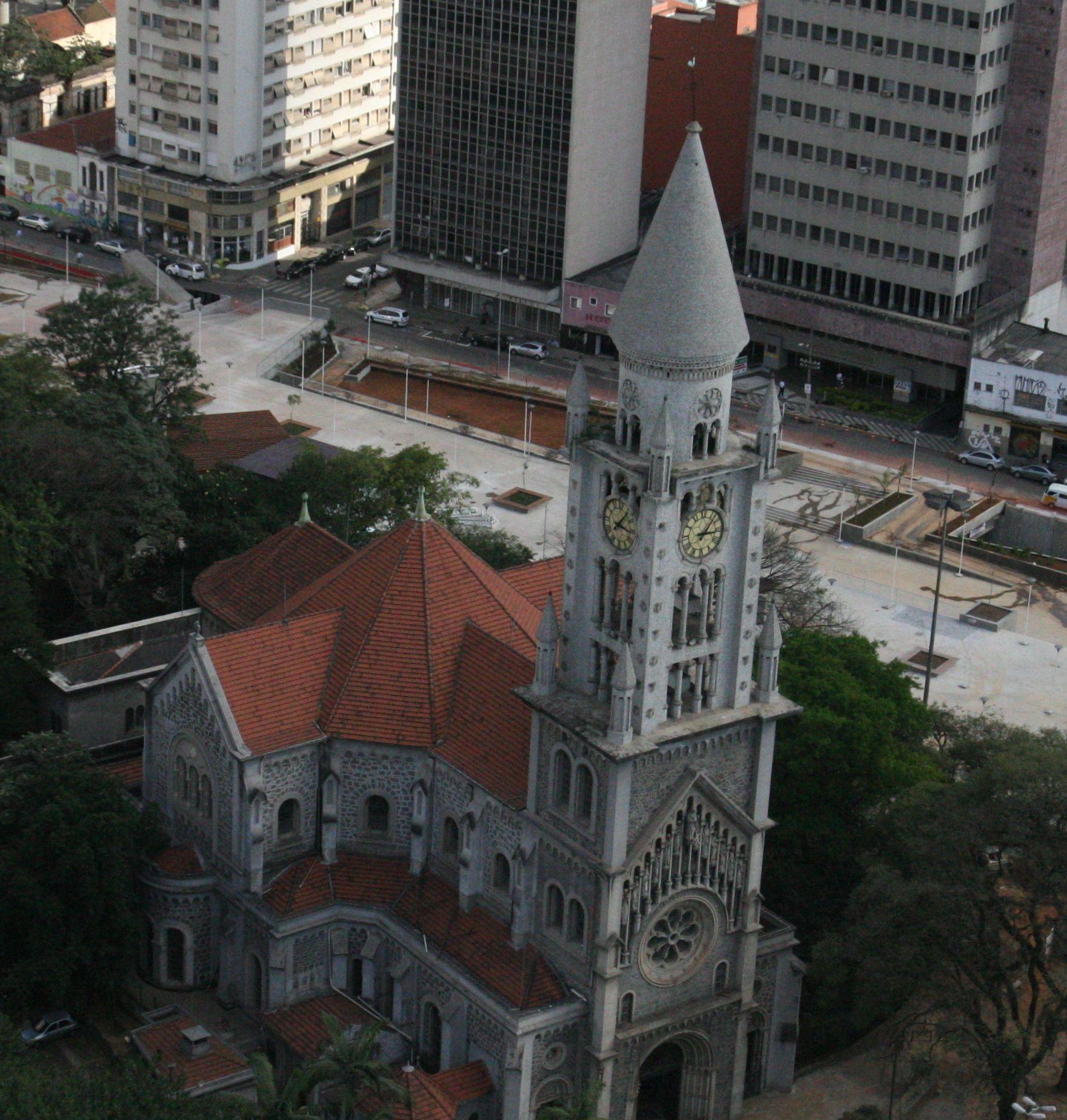 Igreja da Consolação - By Gedeaogide