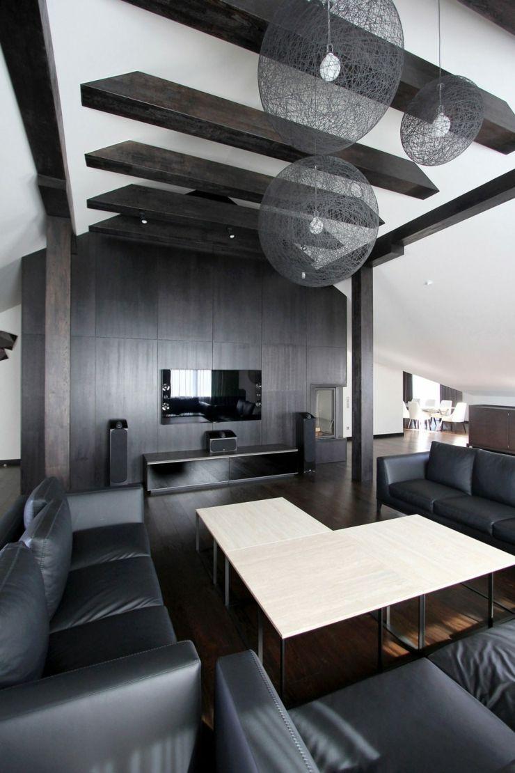 Appartement Moderne Am Nag Dans Les Combles D Un Immeuble