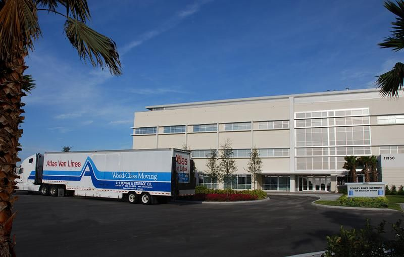 Move In Day For Torrey Pines Institute For Molecular Studies Port St. Lucie  Florida