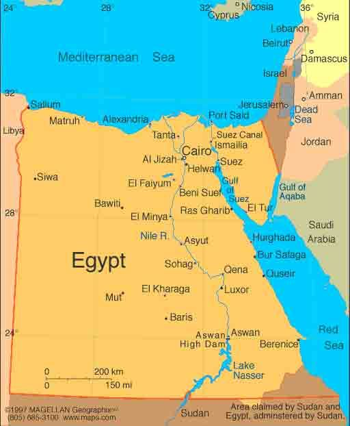 Discovering Tuts Tomb Discovery Of King Tuts Tomb King Tut - Map of egypt showing valley of the kings