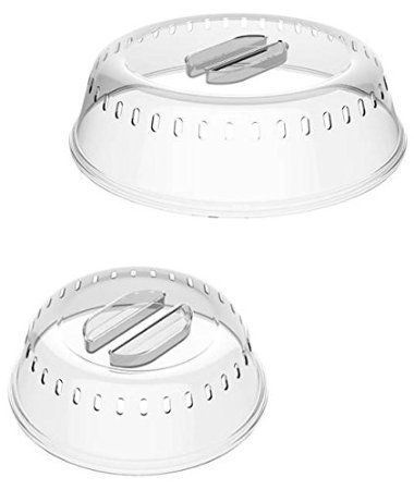 Best Amazon Com Good Cook 2 Pack Microwave Plate Cover 640 x 480