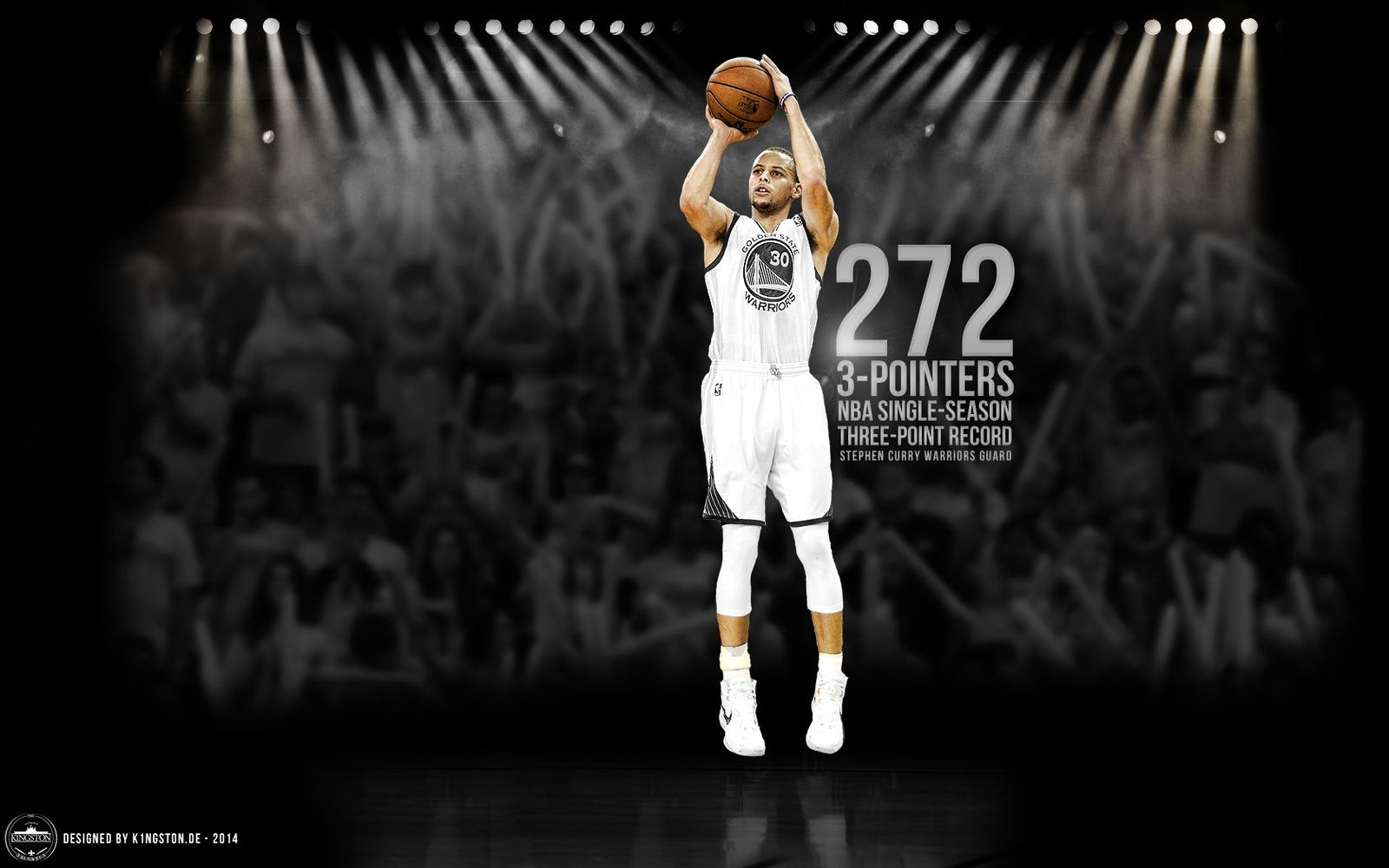 Stephen Curry  Points Nba Record