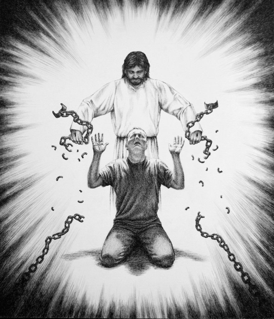 how to break spiritual bonds