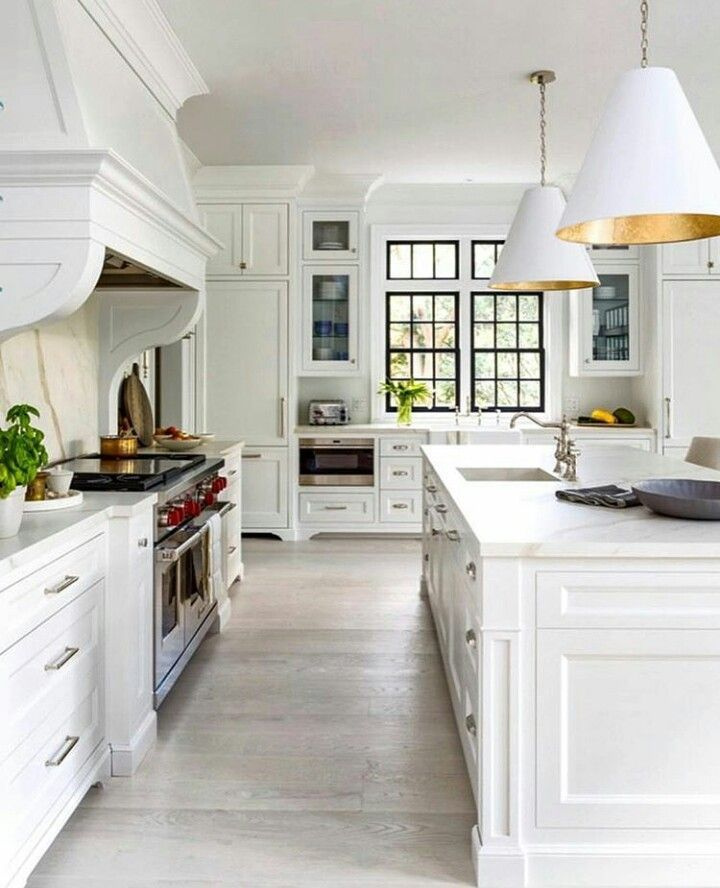 28 elegant white kitchen design ideas for modern home classic white kitchen interior design on kitchen interior classic id=22234