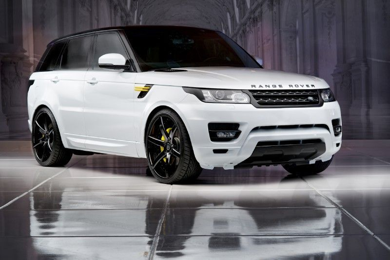 Range Rover Scottsdale >> 2014 Land Rover Range Rover Sport Supercharged By Couture