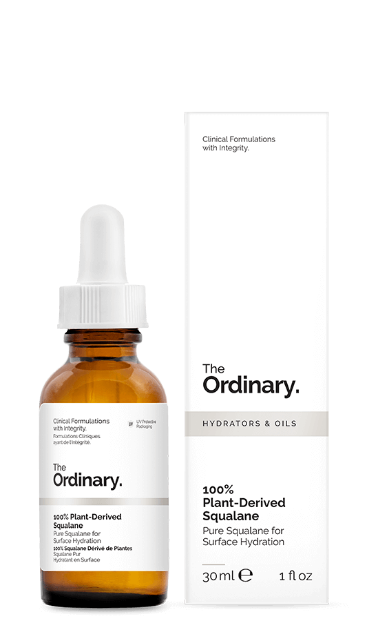 The Ordinary 100 PlantDerived Squalane 30ml The