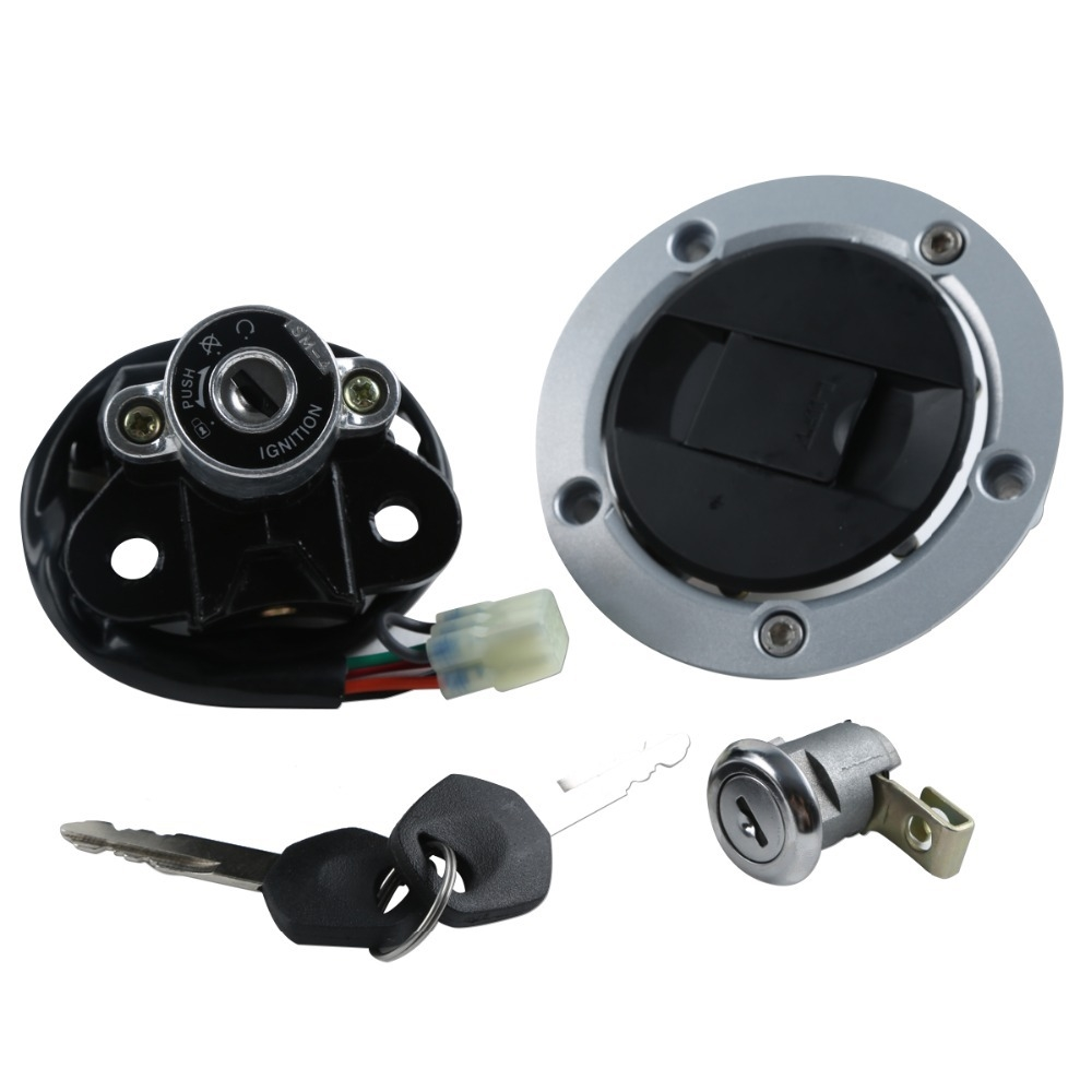 56.80$  Buy here - http://ali2hv.worldwells.pw/go.php?t=2048322241 - Ignition Switch Lock Gas Key Set for Suzuki GSXR600/750 04-05 GSXR 600 GSXR 750 56.80$